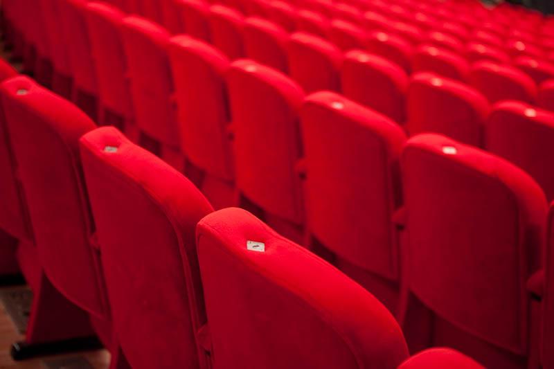 Duża Scena Teatr Muzyczny Capitol