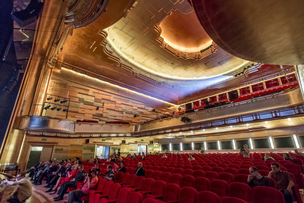 O Teatrze Teatr Muzyczny Capitol