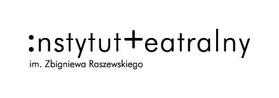 logotyp Instytutu Teatralnego im. Zbigniewa Raszewskiego